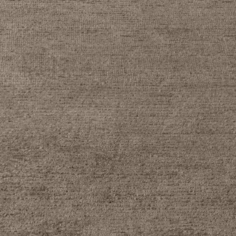 Ribbed Flax and Nettle Rug – Truffle - color option