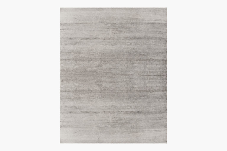 High Pile Silk Rug – Wolf - color option
