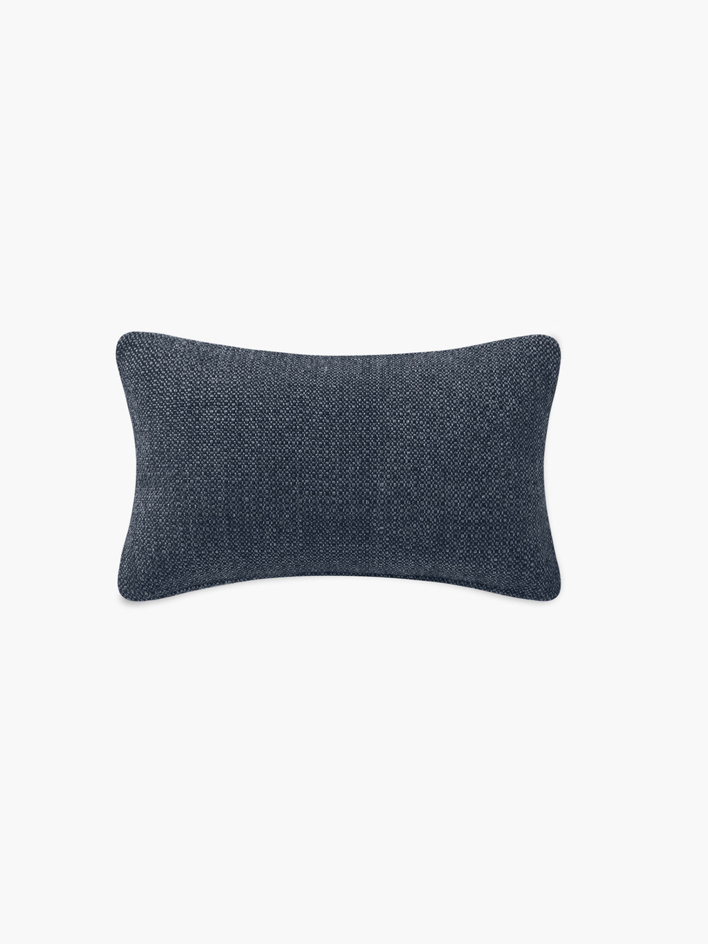 Basketweave Pillow Cover - Sapphire - 1