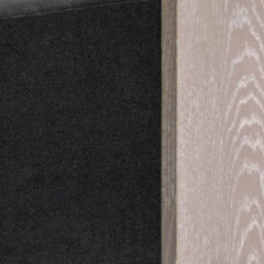 Performance Velvet Chocolate | Moonlight Grey Oak - color option