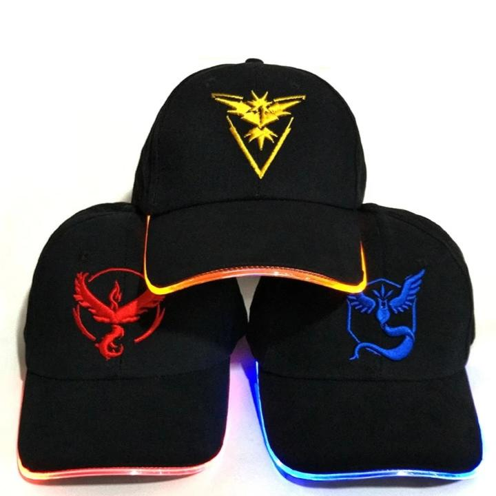 Embroidered Glow in the Dark Hat