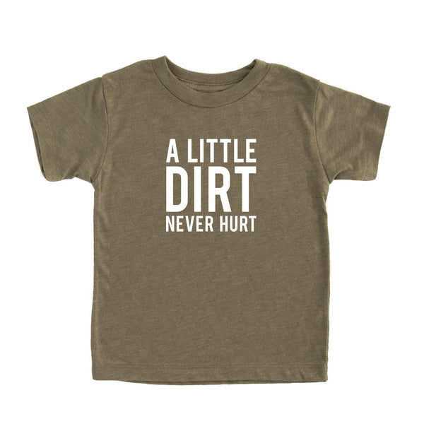Nature Supply Co - Dirt Never Hurt Tee