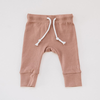 Cotton Blush Jogger Pants