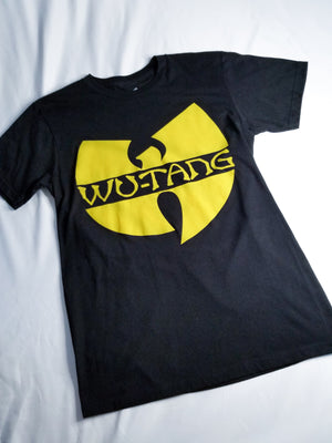 Wu-Tang Clan Shirt-Upcycled Apparel-The Mix HamOnt