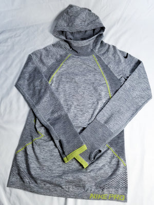 Nike Pro Compression Hoodie-Upcycled Apparel-The Mix HamOnt