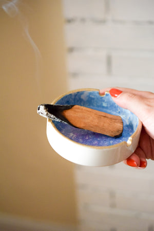 Upcycled Catch Plate (Ash Tray)