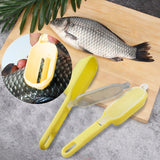 Fishing Scale Brush