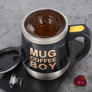 Automatic mixing cup Coffee cup Blender