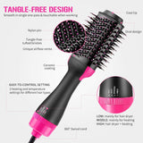 4 in 1 Multi function Ionic Hair Brush