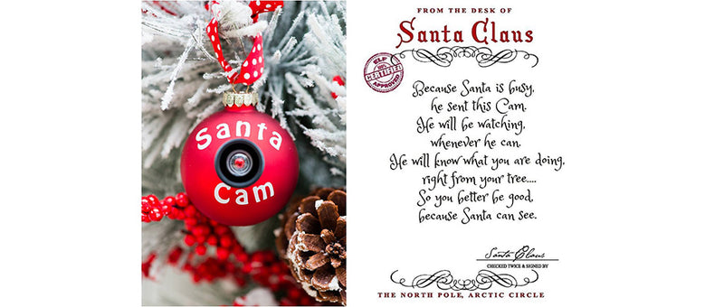 Santa Cam PREORDERS are OPEN!