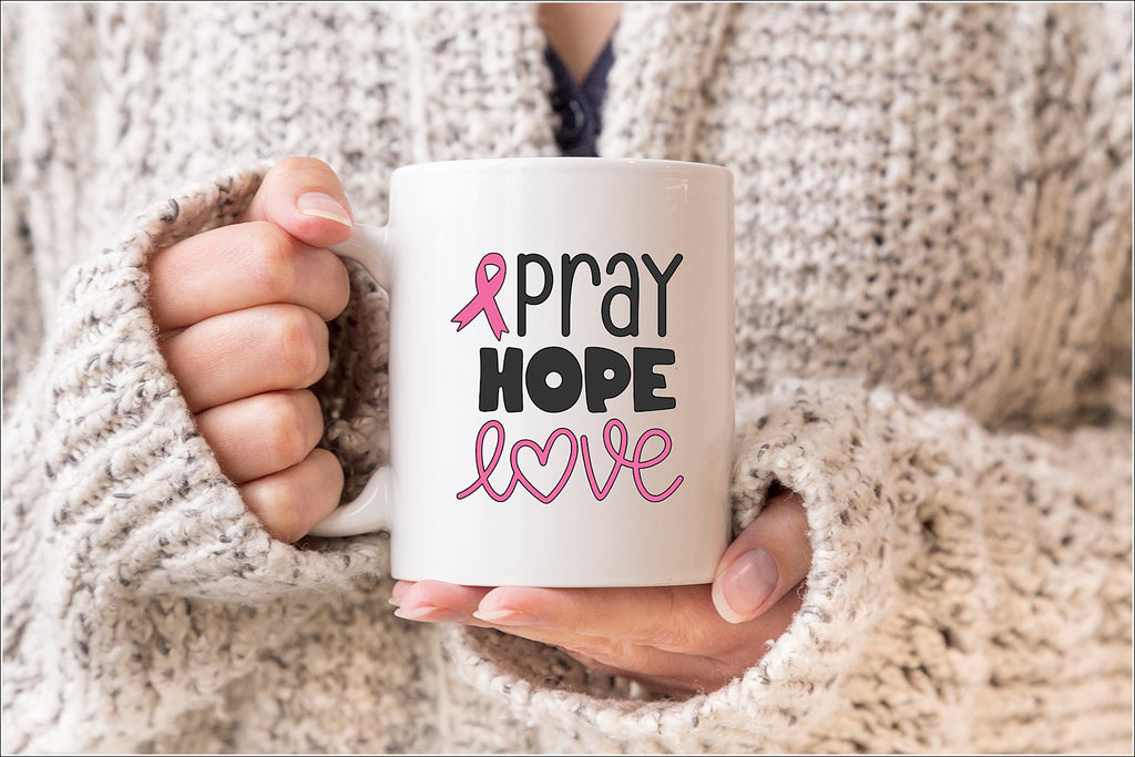 Pray, Hope, Love