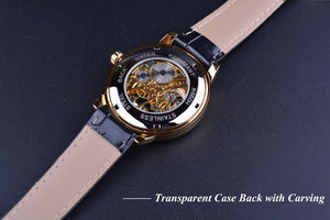 Forsining Skeleton Mechanical Watch