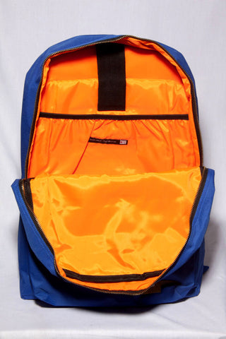 RACK UP BACKPACK BLUE