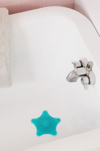 shower hair catcher, drain stop, drain hair catcher