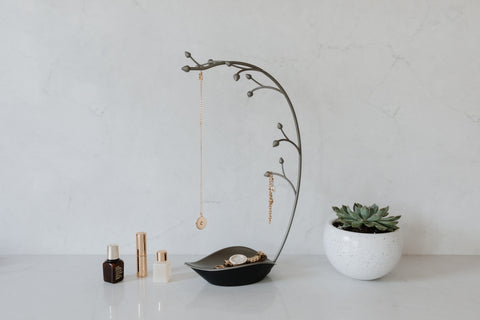 Umbra orchid jewelry tree