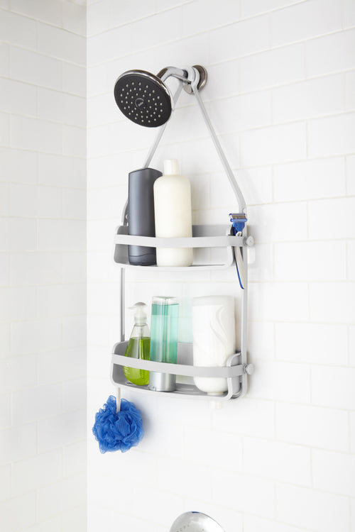 Shower Caddy | color: White | Hover