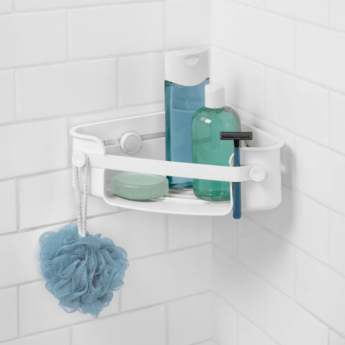 Bath Shelf | White | Hover
