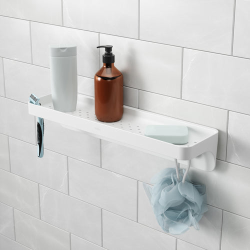 Shower Storage | color: White | Hover