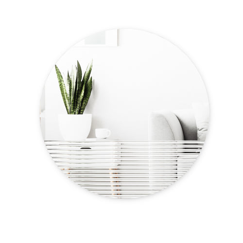 Wall Mirrors | color: Clear