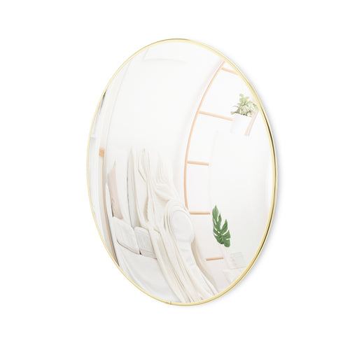 Wall Mirrors | color: Brass | size: 24