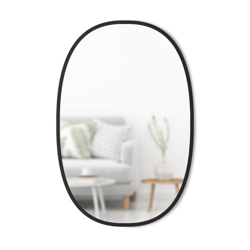 Wall Mirrors | color: Black | size: 24X36