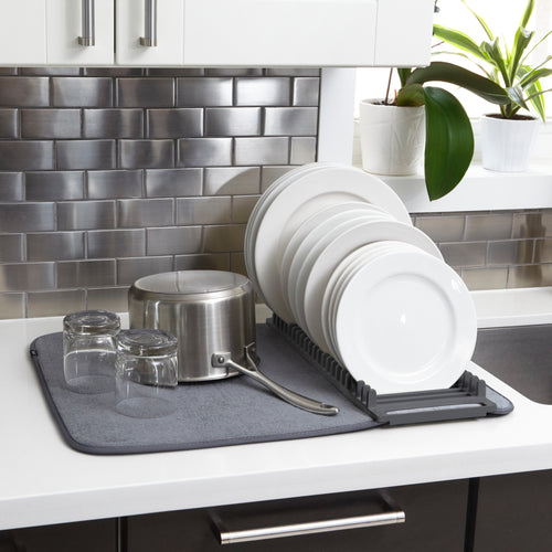 Dish Rack | Charcoal | Hover