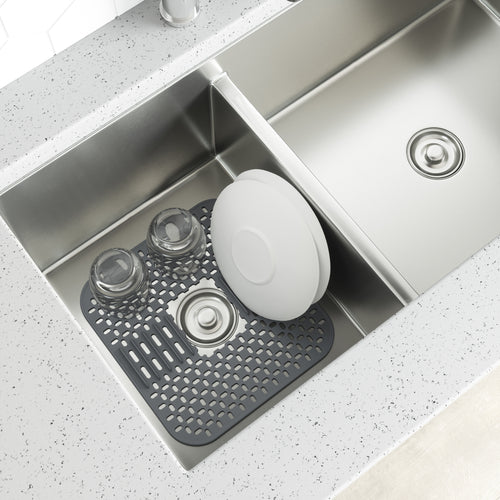 Sink Liners | color: Charcoal | size: Small | Hover