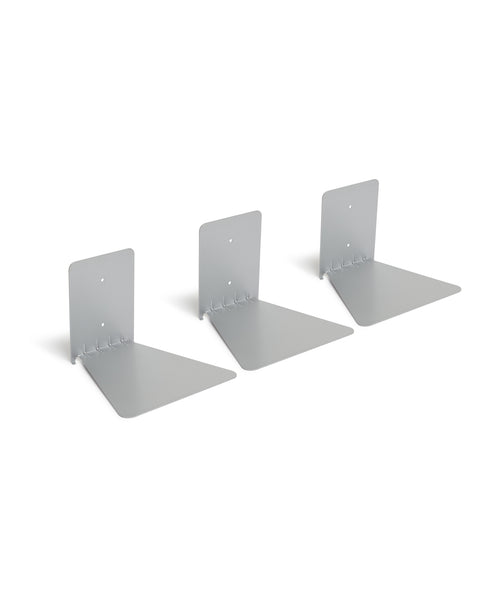 Shelves & Magazine Racks | color: Silver | size: Large