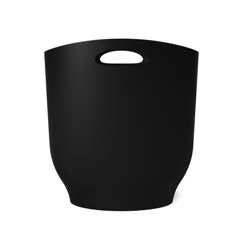 Bathroom Trash Cans | color: Black
