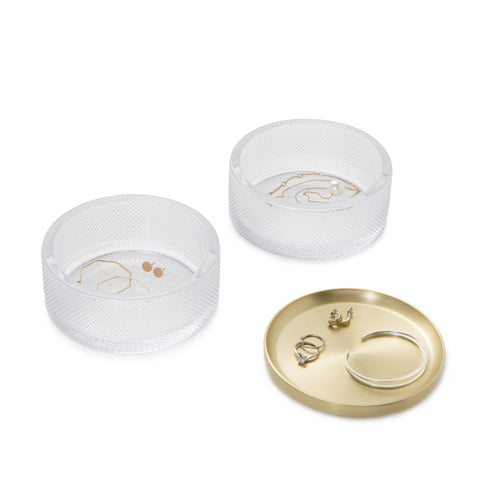 Jewelry Boxes | color: Brass | HOVER