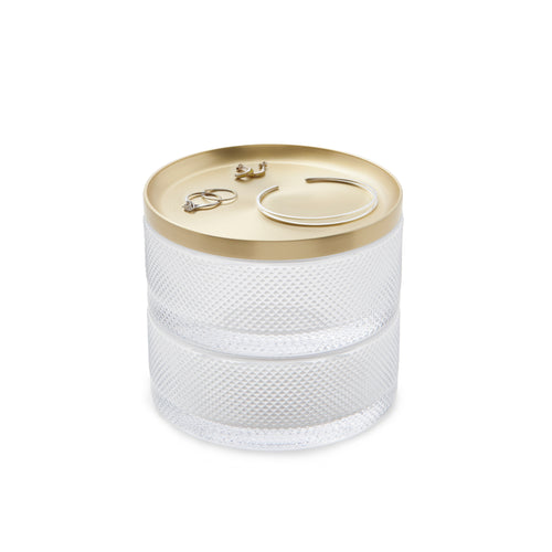 Jewelry Boxes | color: Brass