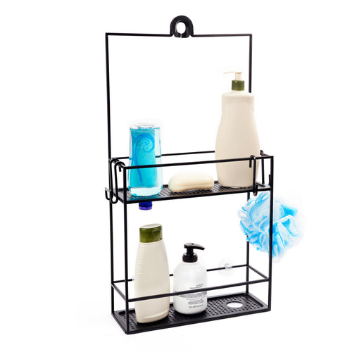 Shower Caddy | color: Black