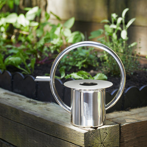 Tabletop Planters | color: Stainless-Steel | Hover