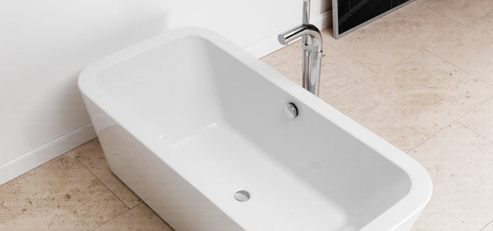 The perfect Freestanding Bath
