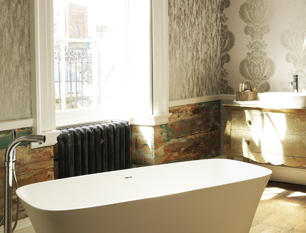 Blog freestanding baths waters baths for Coloured free standing bath