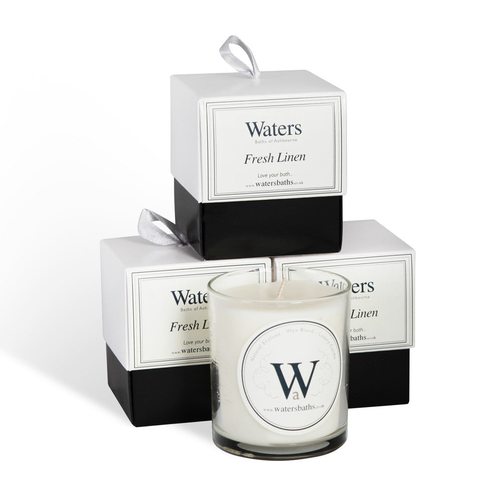 Waters Luxury Candle