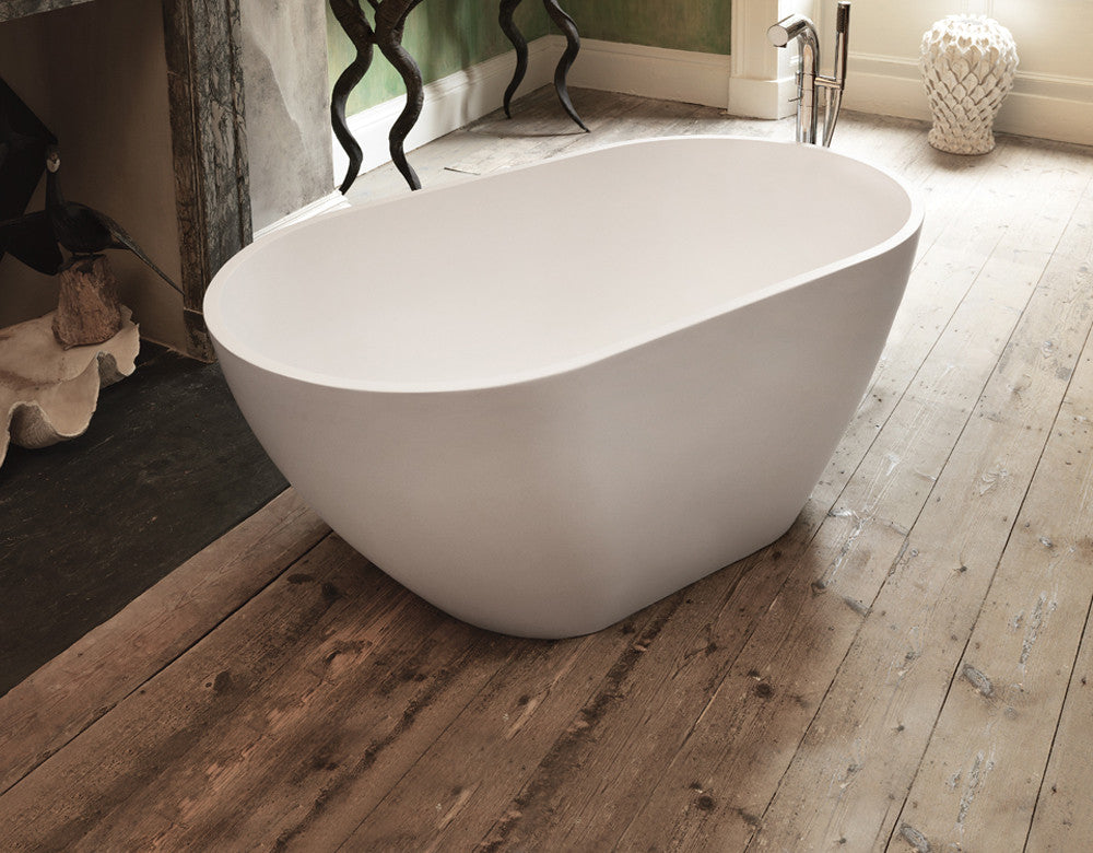 1535mm - Mist Freestanding Bath