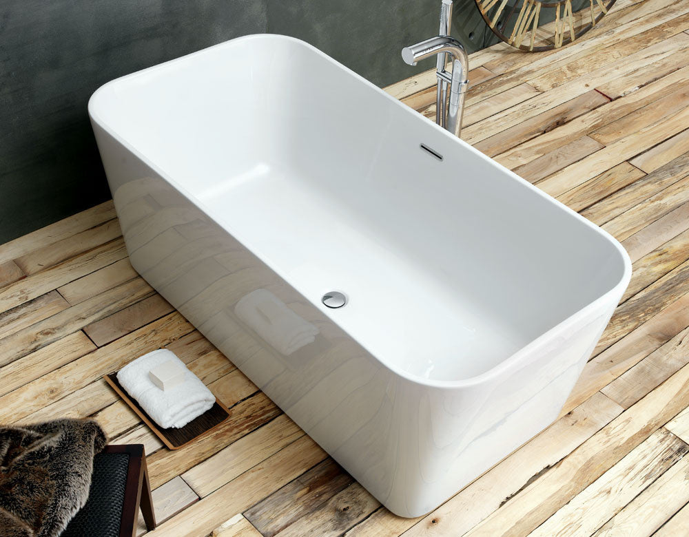 Pool Freestanding Bath