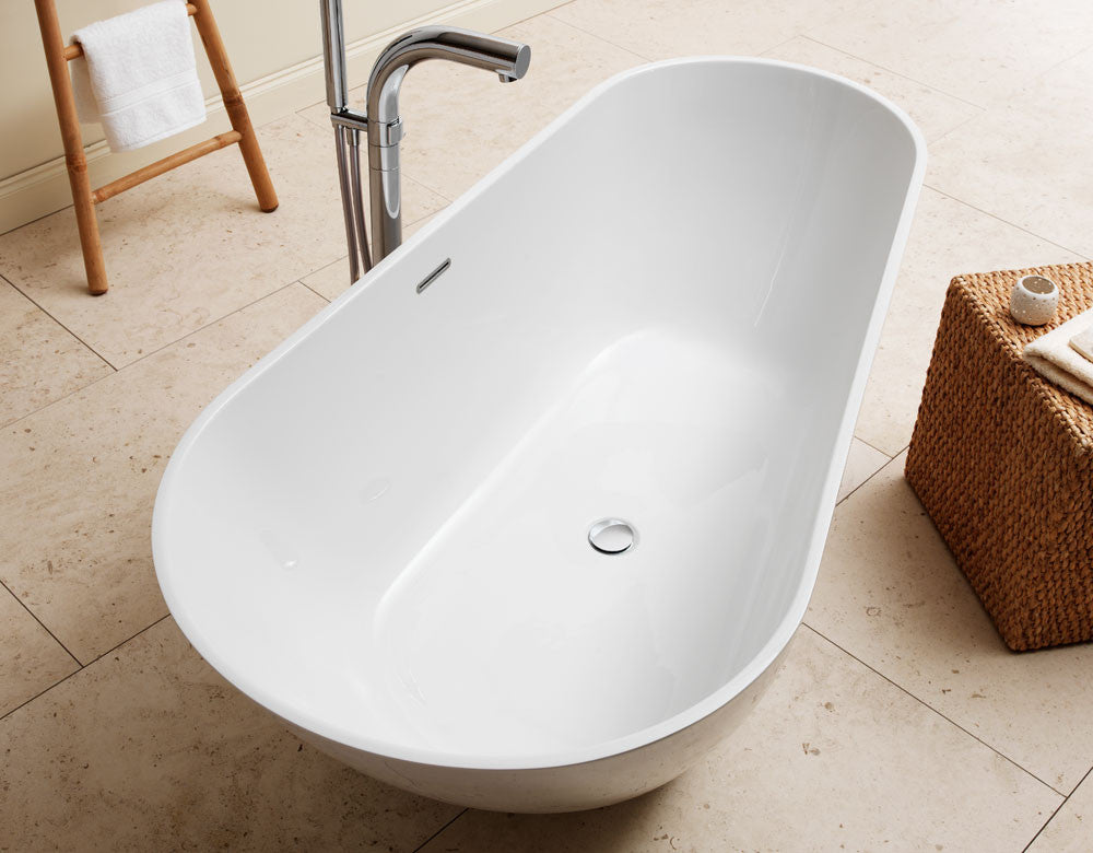 1740mm - Spring Freestanding Bath