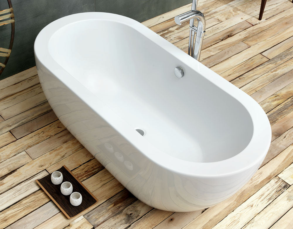 1690mm - Willow Freestanding Bath