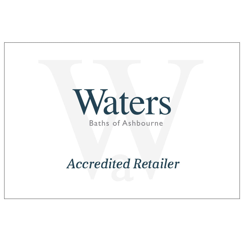 Accredited Retailer Window Sticker