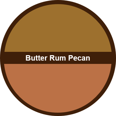 Butter Rum Pecan (1 dozen) - Big Cookie