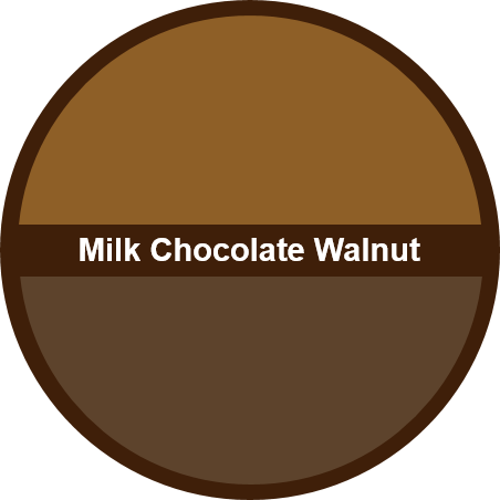 Milk Chocolate Walnut (1 dozen) - Big Cookie