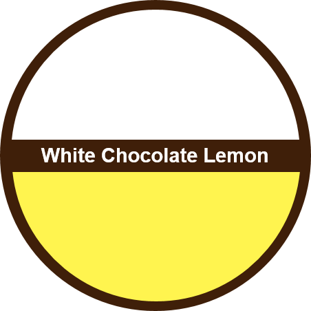 White Chocolate Lemon (1 dozen) - Big Cookie