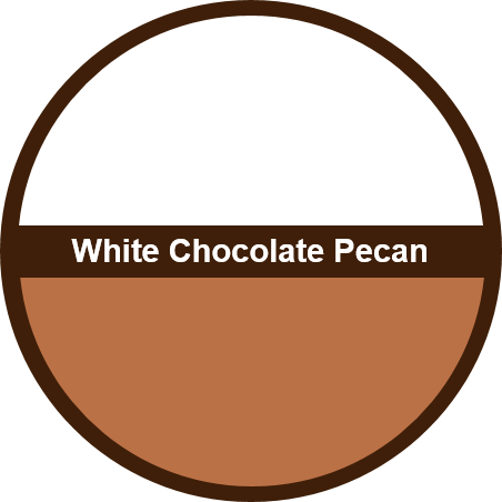 White Chocolate Pecan (1 dozen) - Big Cookie
