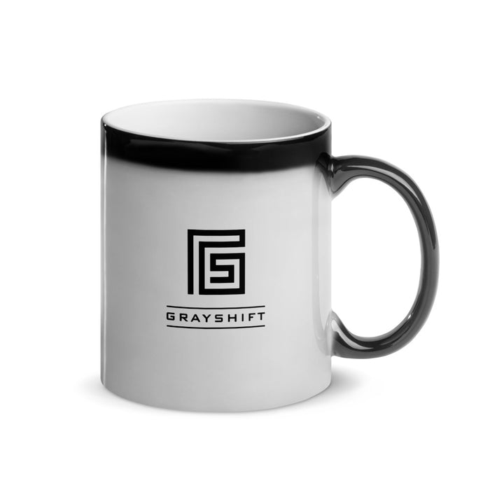 Magnet x Grayshift | Glossy Magic Mug