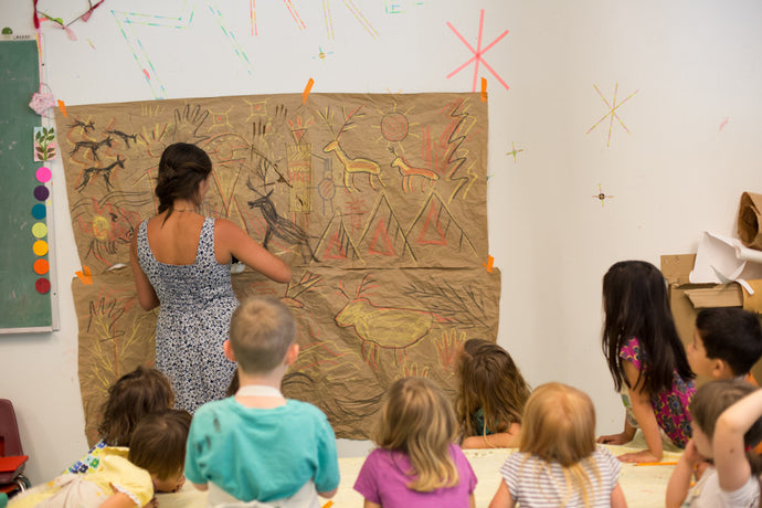 Summer Camp Awesomeness:  Art Museum Camp and Sewing Camp