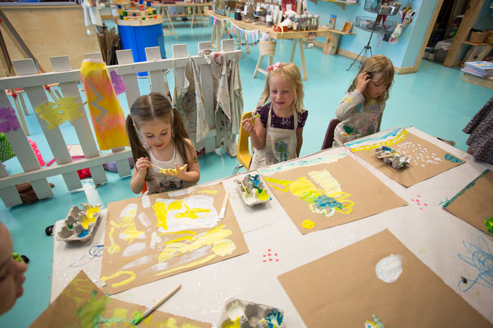 Summer Camp Awesomeness: Art Museum Camp 2 and Fashion Camp
