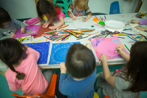 Art classes camps treehouse kid craft babies kids for Crafts classes for adults