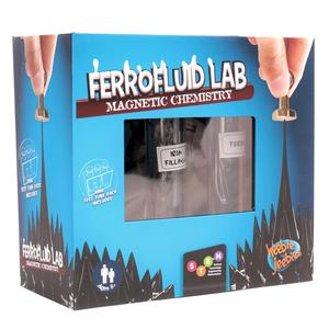 Ferrofluid Science Lab - Magnetic Chemistry - TREEHOUSE kid and craft